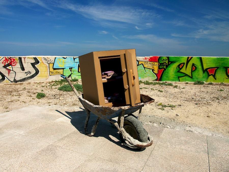 Sylvie Reno Exposition Off Art_O_Rama 2019 par Le Collective Le 01 Septembre 2019 dans Les Trois Blockhaus de L'escalette, Marseille