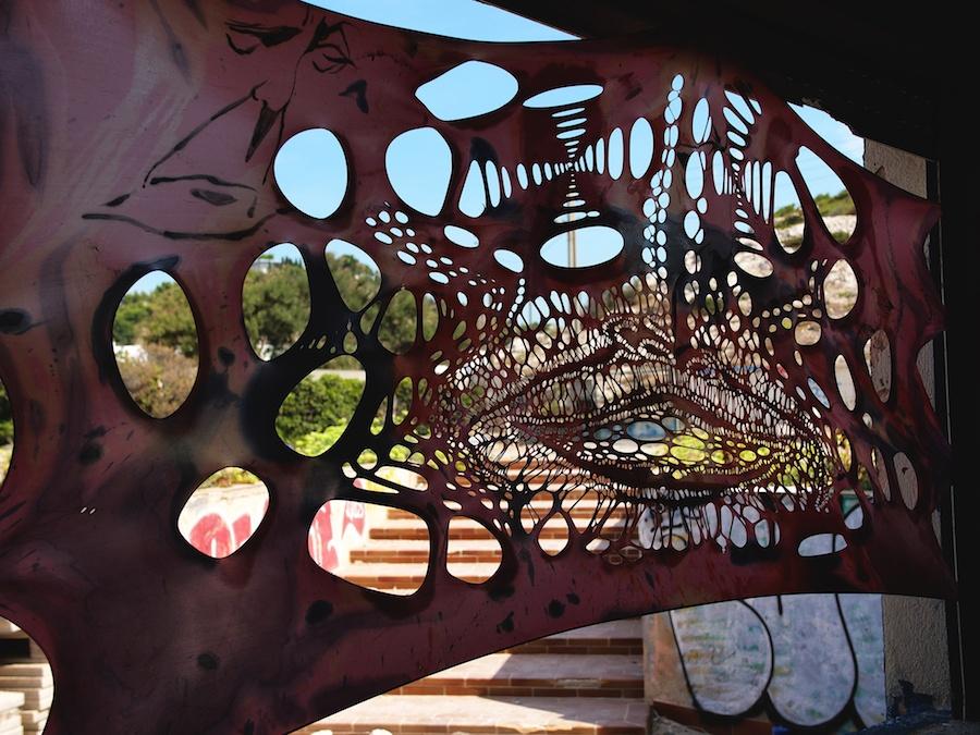 Timothée Calame Exposition Off Art_O_Rama 2019 par Le Collective  Le 01 Septembre 2019 dans Les Trois Blockhaus de L'escalette, Marseille
