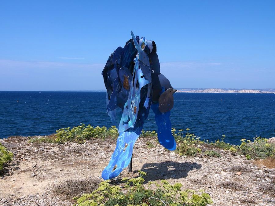 Victor Vaysse, Exposition Off Art_O_Rama 2019 par Le Collective Le 01 Septembre 2019  dans Les Trois Blockhaus de L'escalette, Marseille