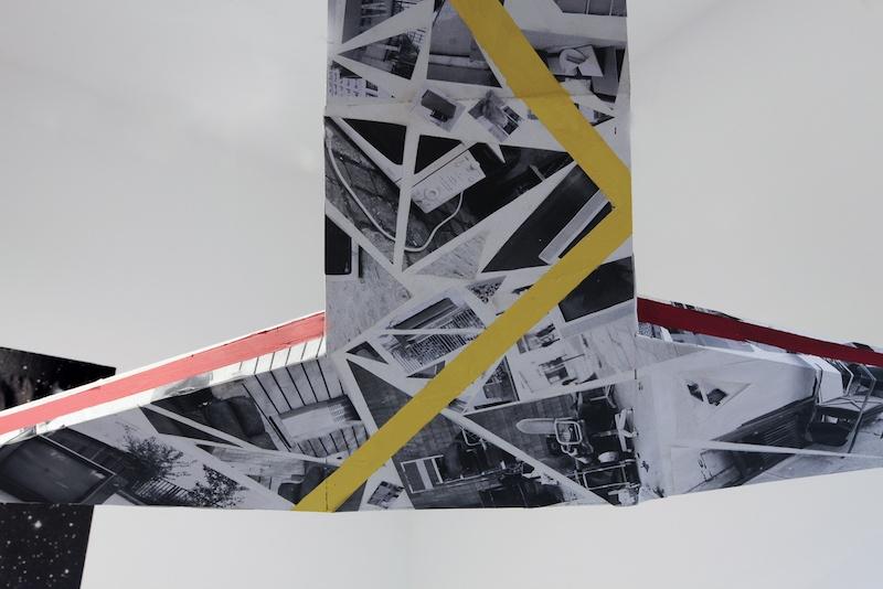 Exposition personnelle Antlia d'Ana Tamayo à L'éprouvette Micro Centre d'Art jusqu'au 19 novembre 2019.