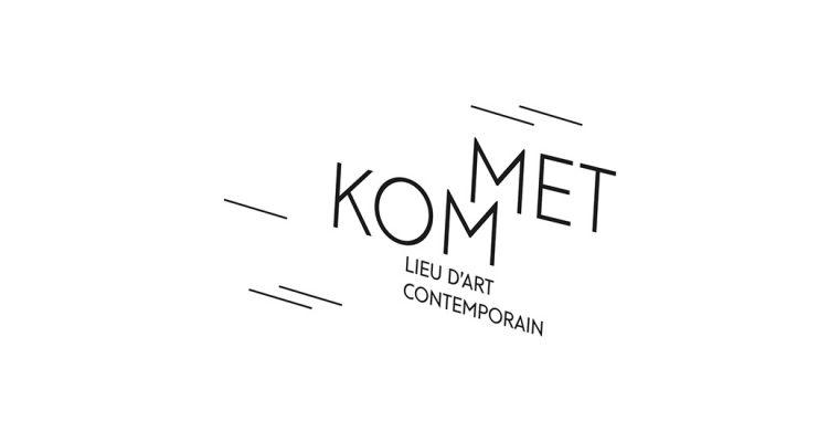 KOMMET – LIEU D'ART CONTEMPORAIN  KOMMET est une association à but non lucratif (loi 1901) fondée en mars 2019 à Lyon.