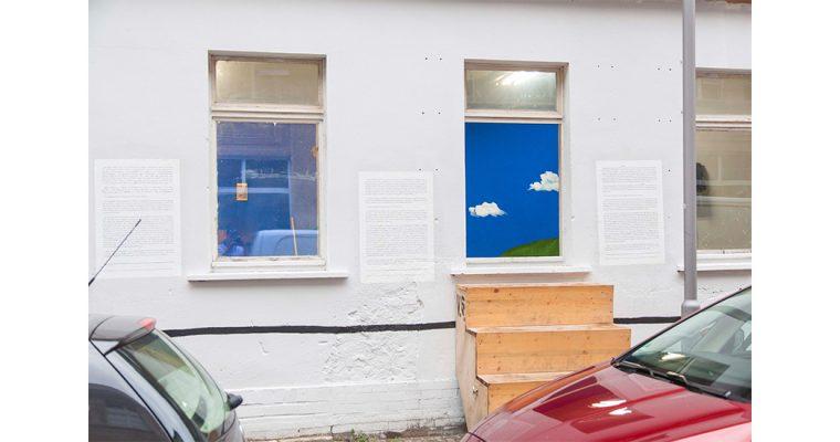 THROUGH THE WINDOWS, Soej Kritik Fugitif, Leipzig