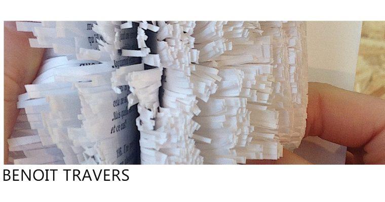 BENOIT TRAVERS – ÉBRÈCHEMENT DE LA CERTITUDE – 15/11 AU 21/12 – GALERIE RDV, NANTES
