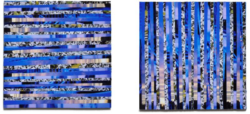 Kwama Frigaux, Aube et crépuscule mêlés, novembre 2019, 15 x 15cm, photographie sur toile