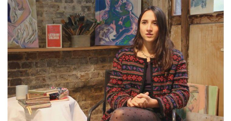 ELISABETH MIRONENKO : A LA LUMIÈRE DU TEMPS PASSÉ  Entretien filmé par MAZART
