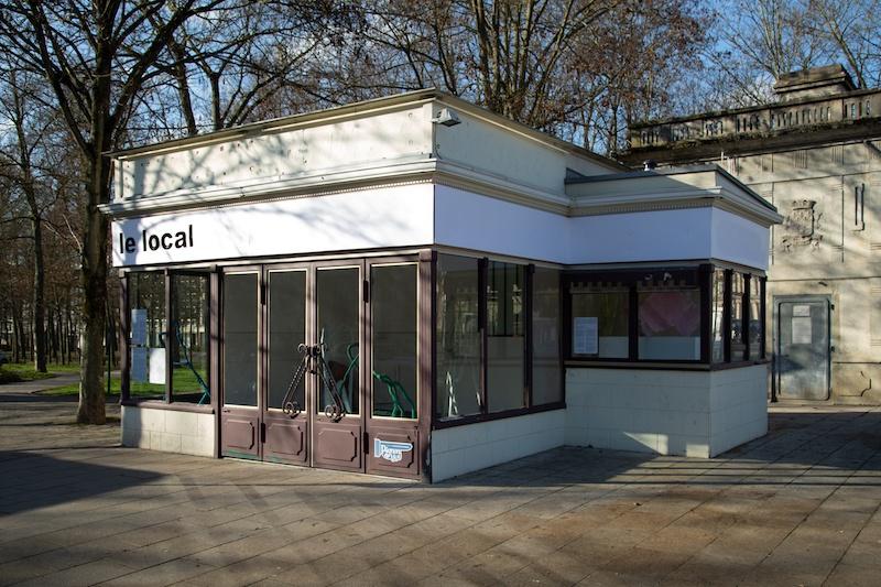 Exposition personnelle Snow Gum de Victoria David du 15 janvier au 15 février 2020 à le local, Kiosque des basses promenades, Reims.