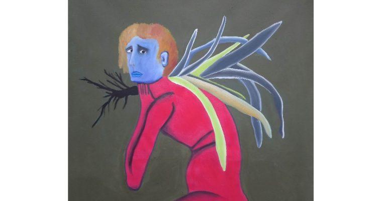 Exposition personnelle Qu'est ce qu'on fait Maintenant qu'on Est contents de Diego Wery du 25 janvier au 22 février 2020 à la Galerie Valeria Cetraro, Paris.
