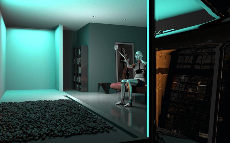 Vitra «Typecasting» : en collaboration avec Samuel Fouracre - 2018 (copyright Vitra)