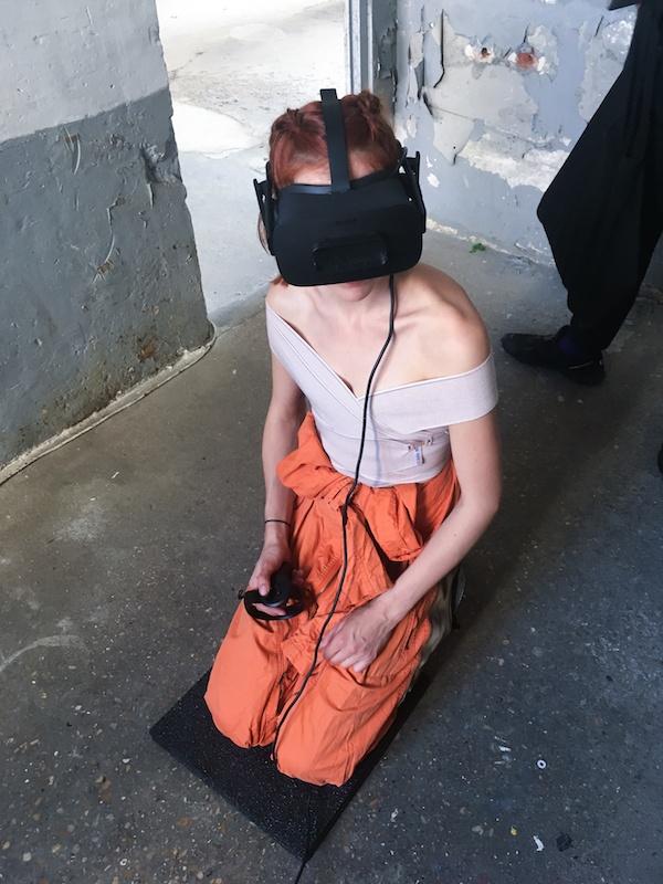 Weltschmerz : expérience VR - 2020 (copyright Pastor/Placzek)