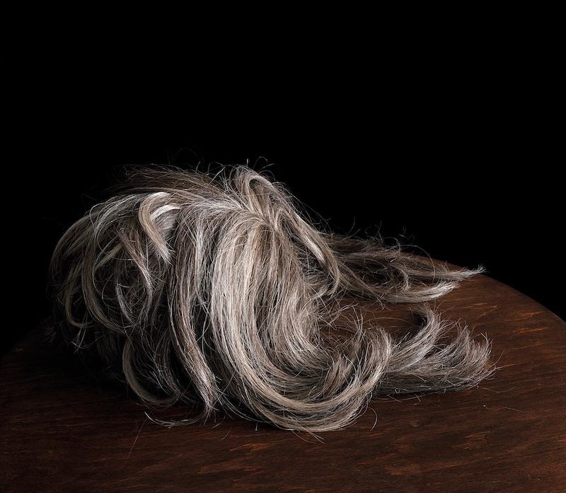 Brigitte Lustenberger, Stranded, Chromogenic print