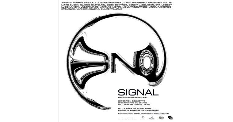 SIGNAL_ESPACE(S) RÉCIPROQUE(S) – 13/03 AU 10/05 – LA FRICHE BELLE DE MAI, MARSEILLE