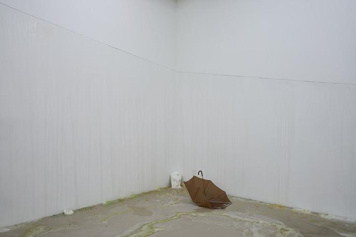 Vue de l'exposition INFANTIA (1894-7231) de Fabien Giraud et Raphaël Siboni à l'Institut d'art contemporain jusqu'au 3 mai 2020. © Thomas Lannes