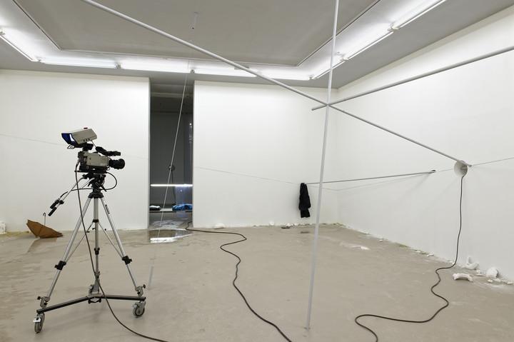 Vue de l'exposition INFANTIA (1894-7231) de Fabien Giraud et Raphaël Siboni à l'Institut d'art contemporain jusqu'au 3 mai 2020. © Blaise Adilon