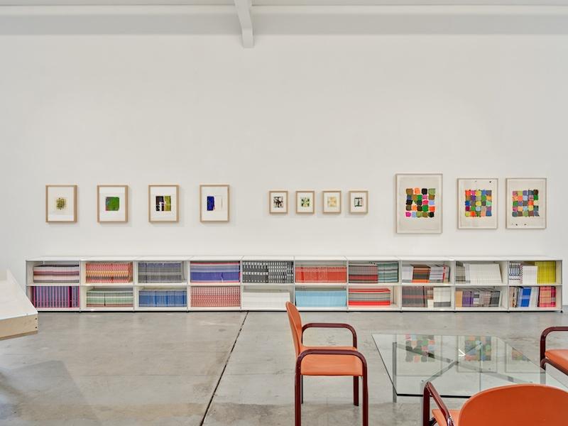 Vue d'exposition de Franck Chalendard  ©Studio Rémi Villaggi - Courtesy Ceysson & Bénétière