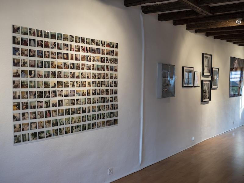 Vue d'exposition La Puissance et la Grâce  ©Mimiko Türkkan, 2020. Courtesy Analix Forever