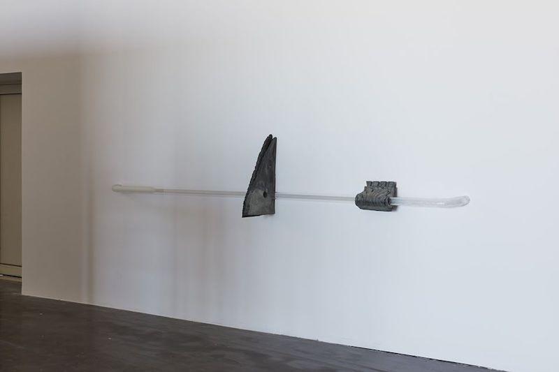 Lucie Lanzini, Succession #1 Vue de l'exposition SIGNAL - espace(s) réciproque(s) Friche la Belle de Mai, Marseille Photo Jean-Christophe Lett