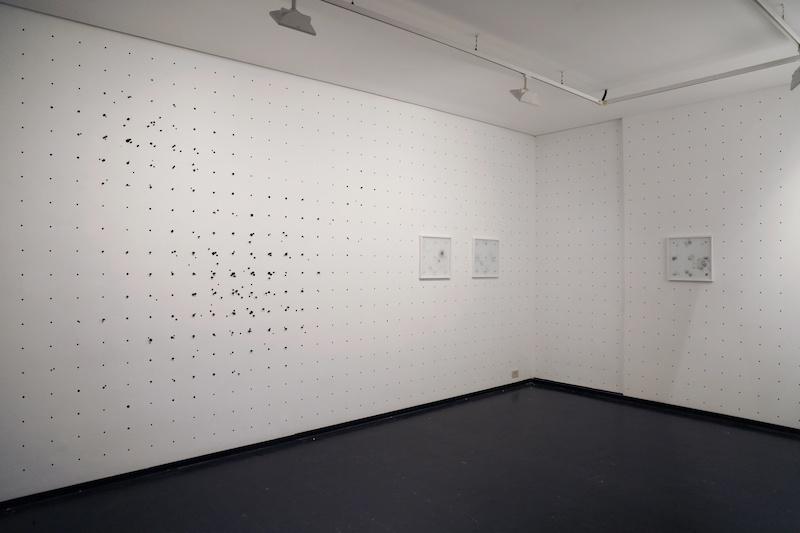Exposition PRIMA IL PUNTO de Christine Maigne  du 07 au 27 mars, Galleria Bruno Lisi Rome