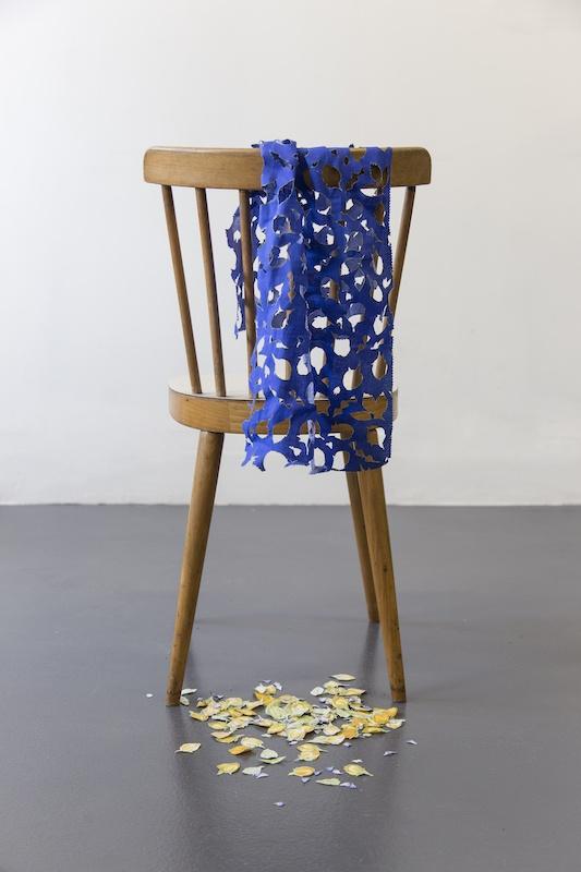Estelle Chrétien, Chute, 2020