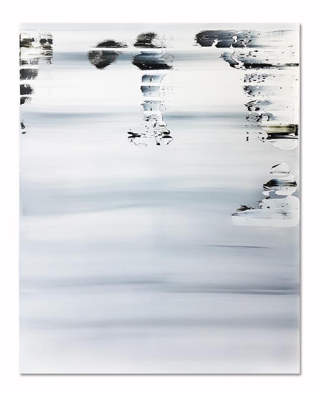 Johanna Marie Schimming, 143, 2019. Acrylique sur toile, 100 x 80 cm