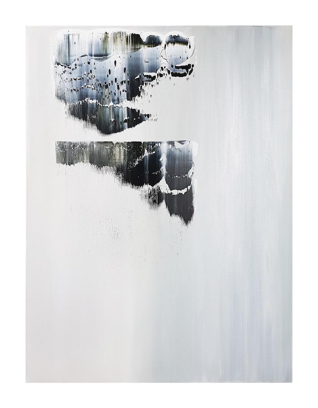 Johanna Marie Schimming, 98, 2019. Acrylique sur toile, 80 x 60 cm