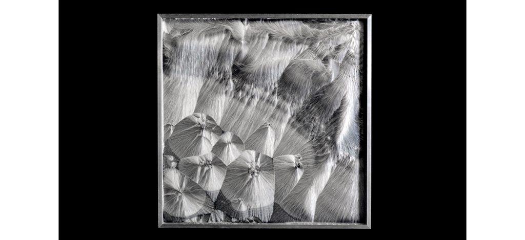 Léa Barbazanges, Cristaux, Sept systèmes cristalins