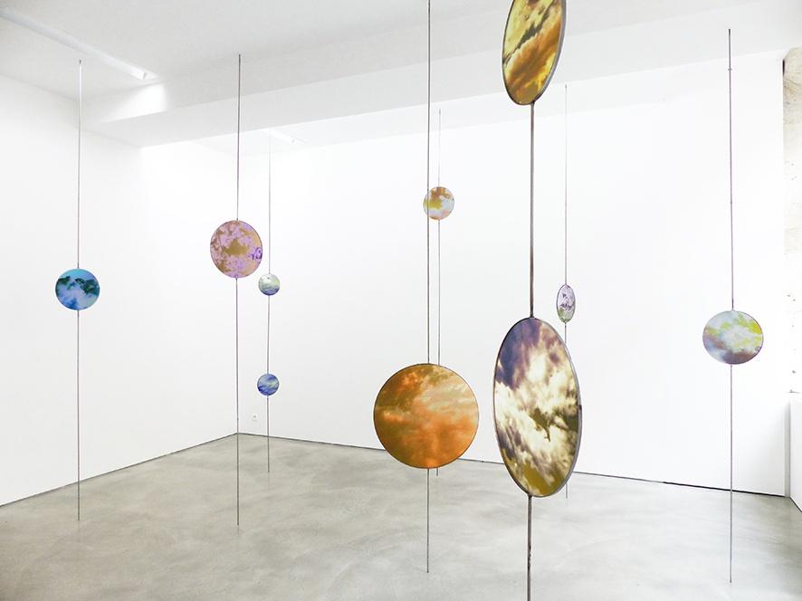 EN DIRECT / Exposition Jet Stream de Lyse Fournier Du 14 Mars au 25 Avril 2020, Eponyme Galerie Bordeaux par Elise Girardot