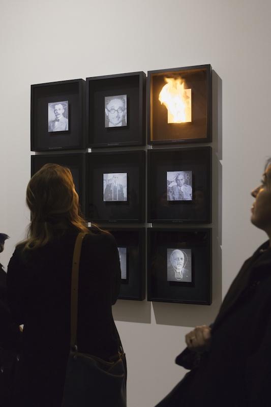 Martin Le Chevallier, Obsolete Heroes, images soumises à l'obsolescence programmée, 2020.