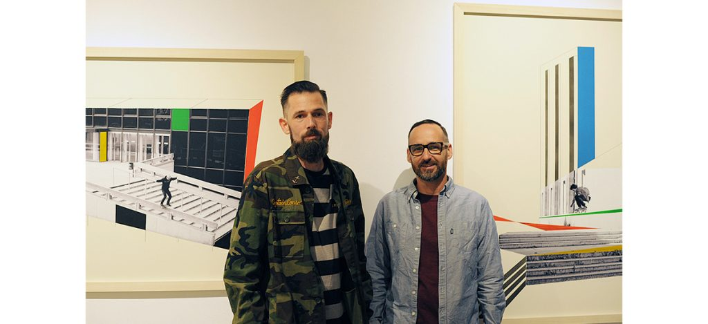 Etienne Bouet et Mathieu Claudon, Unconcrete Architects