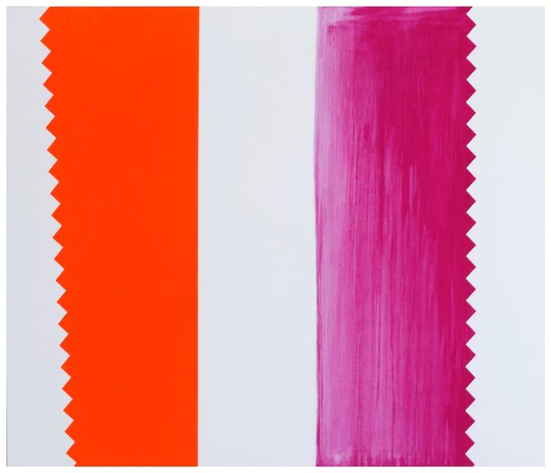 Claude Tétot, Sans titre, 2019 - 180 x 210cm - huile et acrylique sur toile