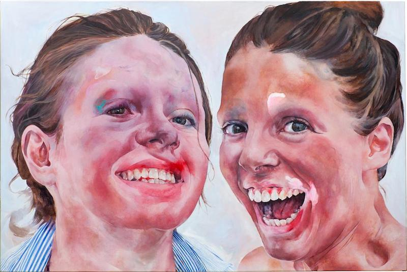 Marina Genadieva, Two girls