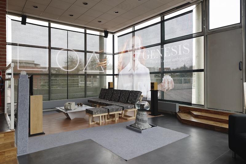 Tony Regazzoni, Living on Video, 2016 Vue de l'exposition CAC Brétigny Production CAC Brétigny et Théâtre Brétigny © Aurélien Mole 2016
