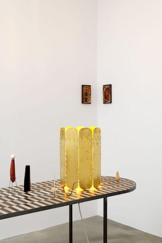 Vue de l'exposition Martin Belou, Foyer, du 06 juin au 25 juillet 2020, Sans titre (2016), Paris