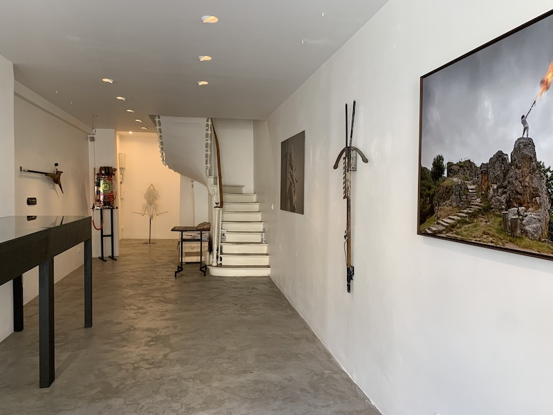 Marie-Luce Nadal, vue de l'exposition