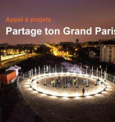 APPEL À PROJETS : PARTAGE TON GRAND PARIS !