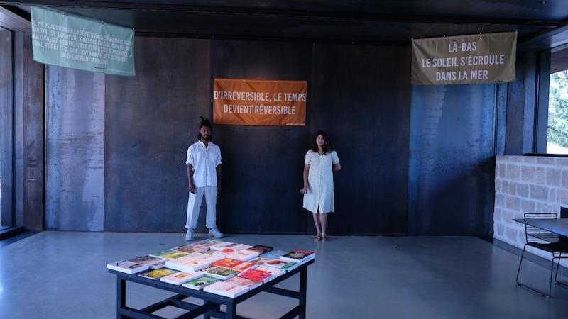 AUTOUR DE L'EXPOSITION / On mange quoi ce soir, en 2060 ? présentée jusqu'au 26 septembre 2020 La cuisine centre d'art et de design #negrepelisse