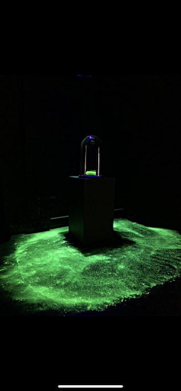 Sophie Keraudren-Hartenberger, Glowing, 2020