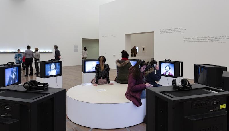 Ausstellung Belle Haleine – Der Duft der Kunst 11. Februar - 17. Mai 2015 im Museum Tinguely. Foto: Bettina Matthiessen