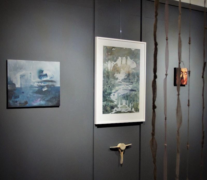 Exposition Sacrée de Whitney Orville jusqu'au 1er novembre 2020, Galerie du Comble, Virton, Belgique