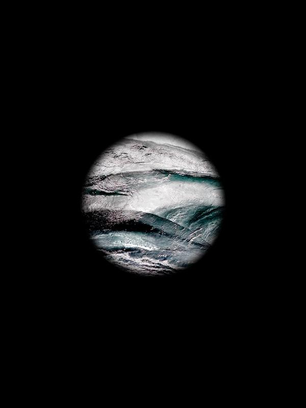 Tempestaires - photogrammes tirages Tirage Piezo Pro Charbon sur Kozo 8 exemplaires numérotés, signés, encadrés 30 x 40 cm, 2020