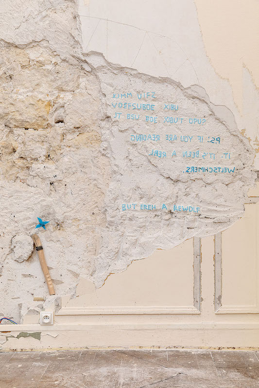 Vue exposition 4eme Periode Intermediaire @thekarlmarxstudiospace Paris