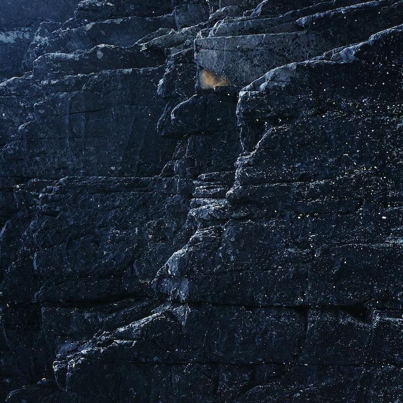 Adrien Chevrot, La nuit, 2020 Tirage pigmentaire, 115 x 115 cm © Adrien Chevrot