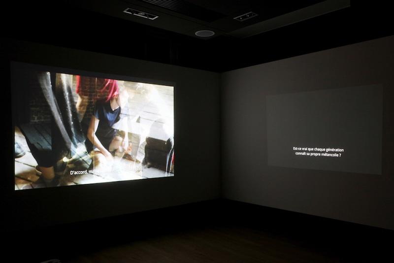 vue de l'exposition « Si c'est pour les gens, ça doit être beau », dit-elle, de Jeremiah Day, centre d'art Le Lait, 2020, Albi (FR), photo Phœbé Meyervue de l'exposition « Si c'est pour les gens, ça doit être beau », dit-elle, de Jeremiah Day, centre d'art Le Lait, 2020, Albi (FR), photo Phœbé Meyer