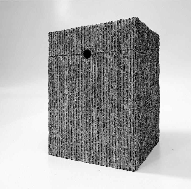 Michel Thamin Lithoglyphe L139 fermé 2013