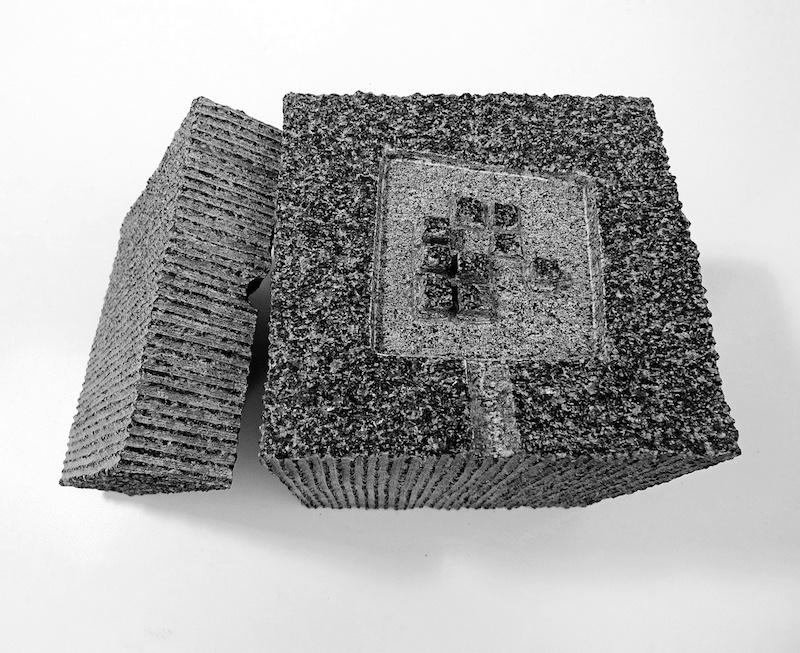 Michel Thamin Lithoglyphe L139 ouvert 2013