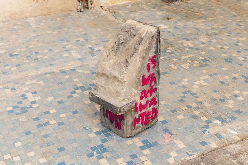 Vue exposition 4eme Periode Intermediaire @thekarlmarxstudiospace Paris crédit photo Romain Darnaud