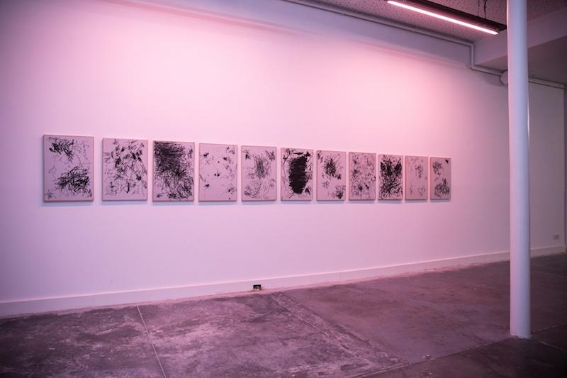 Exposition Power to the Unspoken, SOMA, 2020 © Fanni Futterknecht