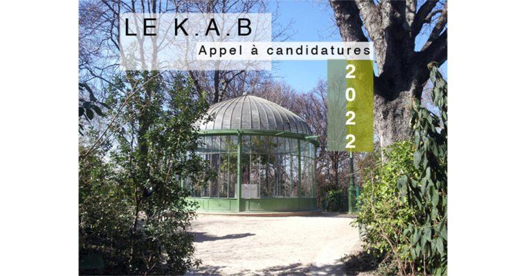 LE KAB APPEL A CANDIDATURE 2022