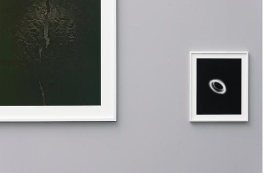 Marina Gadonneix, Untitled (Northern Light)#6 de la série Phénomènes, 2016, Impression pigmentaire sur papier Hahnemühle Silk Baryta  Courtesy de la galerie Christophe Gaillard  © Marina Gadonneix © Aurélien Mole