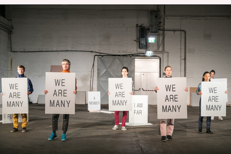 Fanni Futterknecht, We will not let you go, 2020. Vidéo. Courtesy Fanni Futterknecht