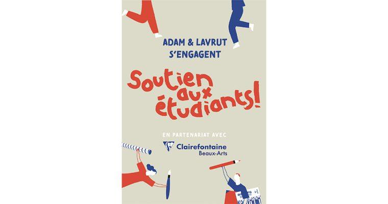 Bourses de fin d'études Adam & Lavrut